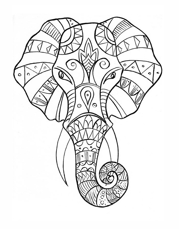 Creative Coloring Book For Grown Ups Borders Coupon