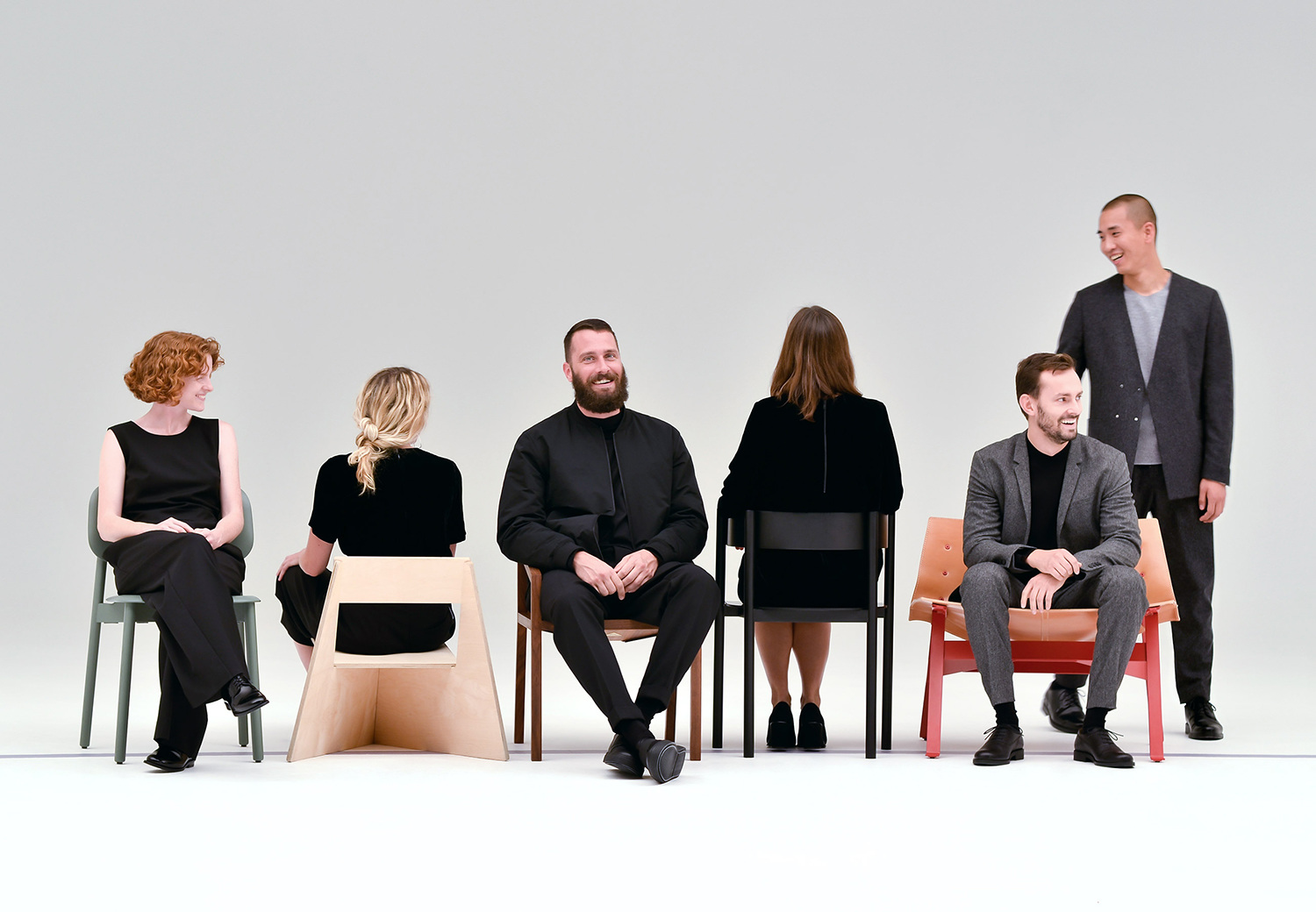 Musical chairs gif - Cos Musical Chairs