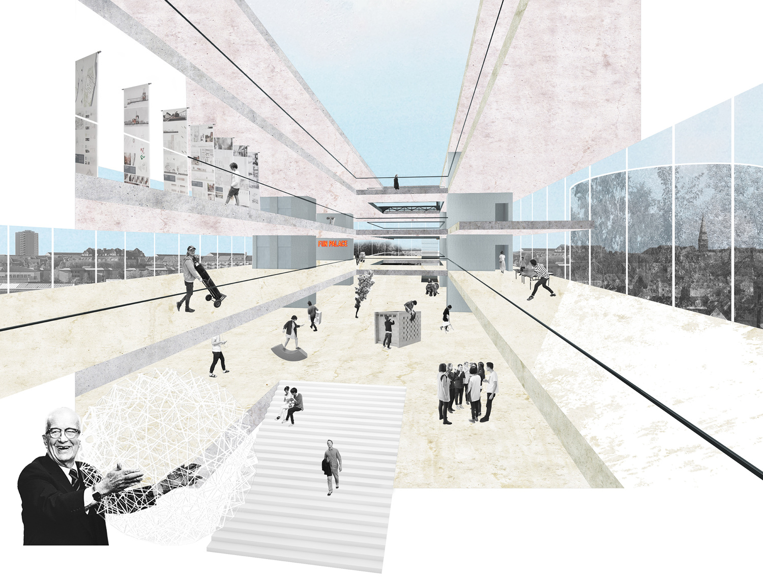 new aarhus school of architecture - nathan romero muelas