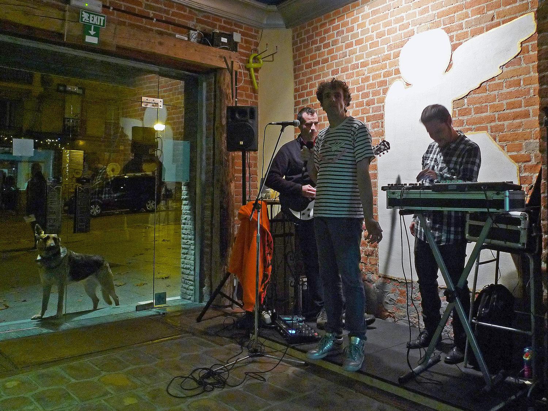 Música para perros - Sistema de Monos